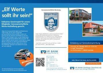 PDF-Datei - VR BANK Dinklage-Steinfeld eG