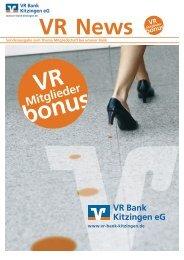 VR News - VR Bank Kitzingen eG