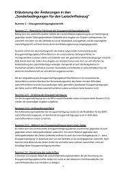 Sonderbedingungen für den Lastschrifteinzug - VR-Bank Mainz