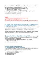 Newsletter 03.2011 Juni - VR-Bank Mainz