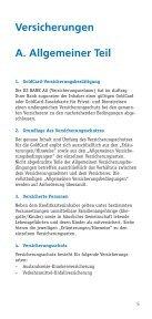auch zu den Versicherungsleistungen der GoldCard. - VR-Bank Mainz - Page 7