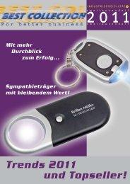 SCHLÜSSELANHÄNGER - Hubbert Industrie - Werbung