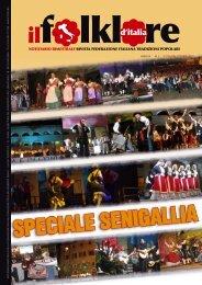 Settembre-Ottobre 2007 - Federazione Italiana Tradizioni Popolari