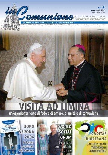 n. 2 marzo-aprile 2007 - inComunione