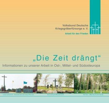 als PDF - Volksbund Deutsche Kriegsgräberfürsorge e.V.