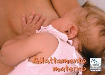 Allattamento materno - ASL di Brescia