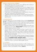 Nutrire - Centro Famiglia Pietralata - Page 5