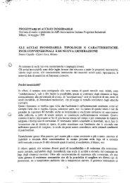 GLI ACCIAI INOSSIDABILI: TIPOLOGIE E ... - Centro Inox