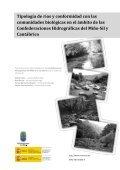 Tipología de ríos y conformidad con las comunidades biológicas en ... - Page 2