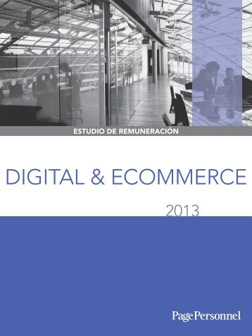 DIGITAL & eCOMMeRCe