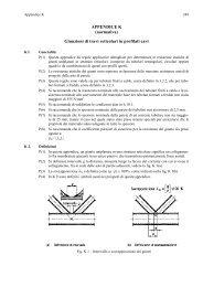 APPENDICE K (normativa) Giunzioni di travi reticolari in ... - DICA
