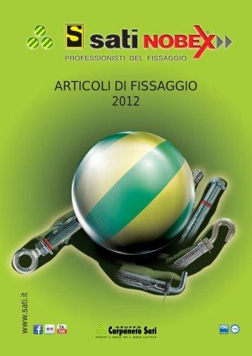 scarica il catalogo in pdf - Sati Italia SpA