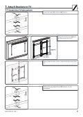 Sanus Systems Xf228b1 Installation Instructions - Page 5
