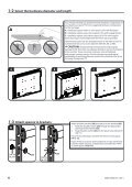 Sanus Systems Xf228b1 Installation Instructions - Page 6