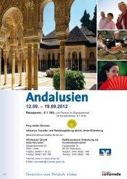 Andalusien - VR-Reisen GmbH