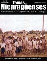 No. 58 - Revista de Temas Nicaragüenses