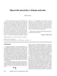 Hipertrofia miocárdica e biologia molecular
