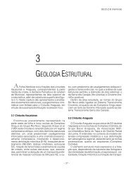 GEOLOGIA ESTRUTURAL - CPRM