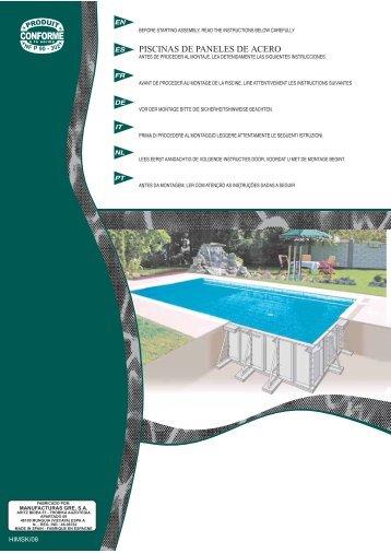 Internet webs pool zen spa for Pool zen spa