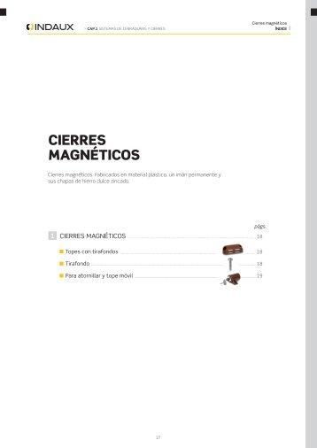 1020 CIERRES MAGNE.indd - Indaux
