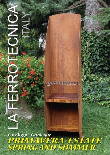 Linea Giardino - La Ferrotecnica - Home Page
