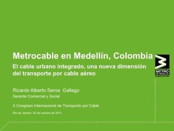 Medellin / Colombia-Informe sobre el impacto social de las ... - OITAF