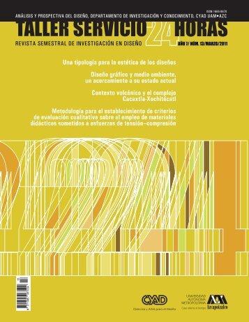 Una tipología para la estética de los diseños Diseño gráfico y medio ...