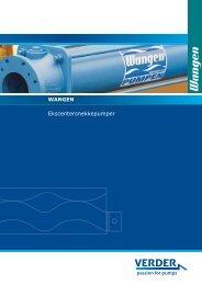 Wangen - Universal Pump Parts