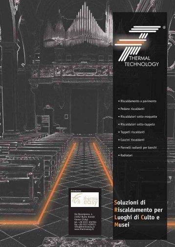 Download CATALOGO PDF CHIESE E MUSEI - Basilico Energia