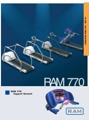 RAM 770 Tappeti Rotanti