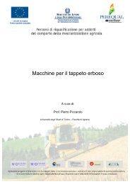 Macchine per il tappeto erboso - perequal