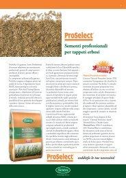 Sementi professionali per tappeti erbosi - Fertirrigazione.it