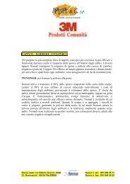 106 TAPPETI – BARRIERE ANTISPORCO 3M propone ... - Nastaspa.It