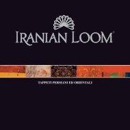 TAPPETI PERSIANI ED ORIENTALI - Iranian Loom