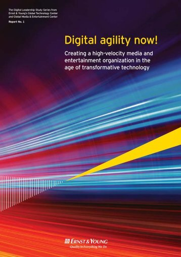 Digital agility now!