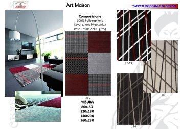 TAPPETI MODERNI E DI DESIGN - Cristina Carpets