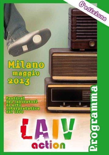 Scarica la brochure - Fondazione Cariplo