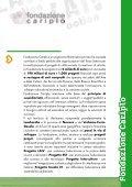 Scarica la brochure - Fondazione Cariplo - Page 3