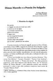 Dimas Macedo e a poesia do Salgado - Rodrigo Marques