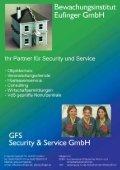 Veranstaltungsprogramm 2007 - Vereinigung für die Sicherheit der ... - Seite 6