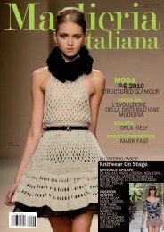 January issue 2010 n. 162 (41 Mb) - Maglieria italiana