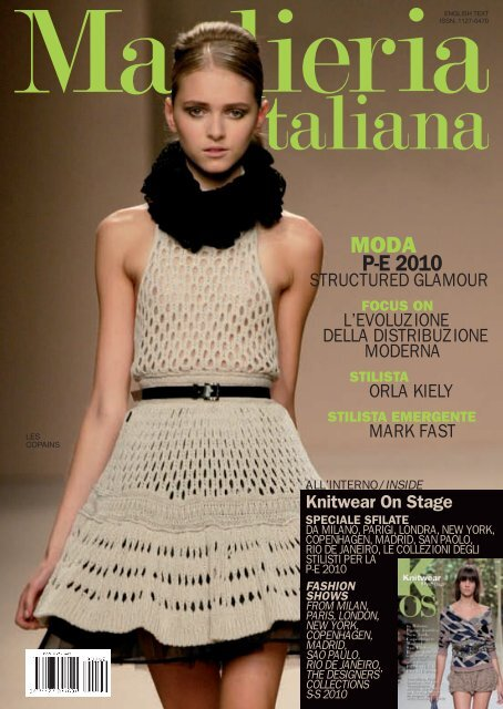 January issue 2010 n. 162 (41 Mb) Maglieria italiana