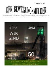 Bewegungsmelder 2012-06.pdf - VTG Recklinghausen