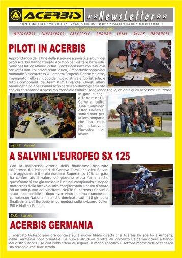Acerbis Newsletter 12_04 it.indd - Motowinners