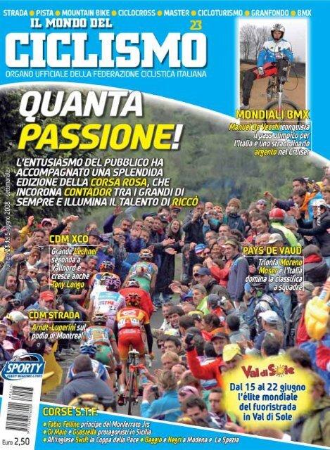 Contador, è lui il re - Federazione Ciclistica Italiana