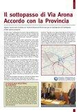 IMPORTANTE ACCORDO PER IL SOTTOPASSO DI VIA ARONA ... - Page 5