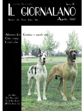 Giornalano 13-0208_Layout 1.qxd - Società Italiana Alani