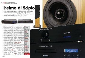 L'elmo di Scipio - Audio Analogue