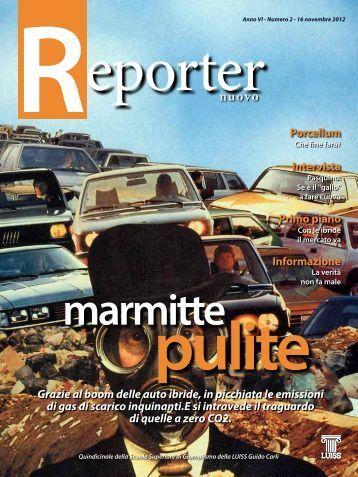 COSTUME E SOCIETà - Reporter nuovo