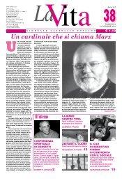 n. 38 31 OTTOBRE - Giornale Cattolico Toscano